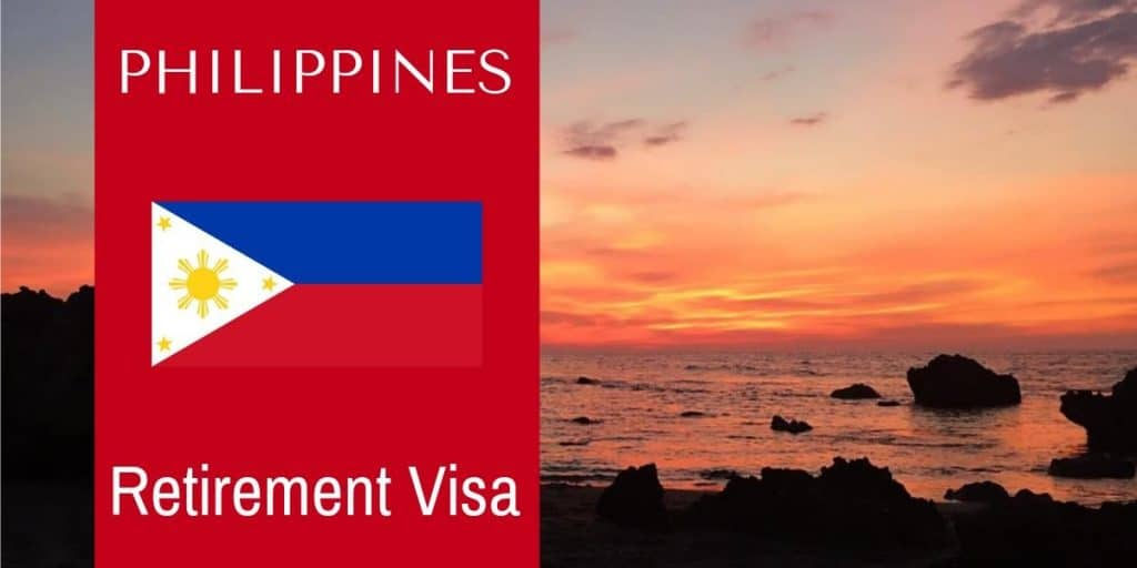 Nomadic FIRE Philippines Retirement Visa