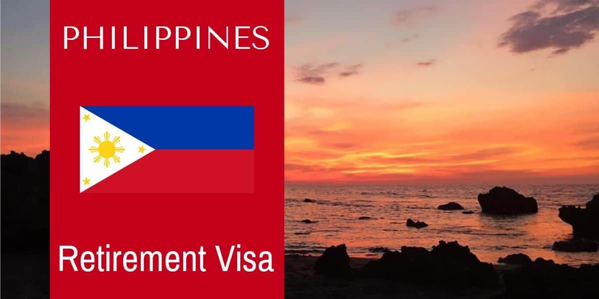 Nomadic FIRE Philippines Retirement Visa