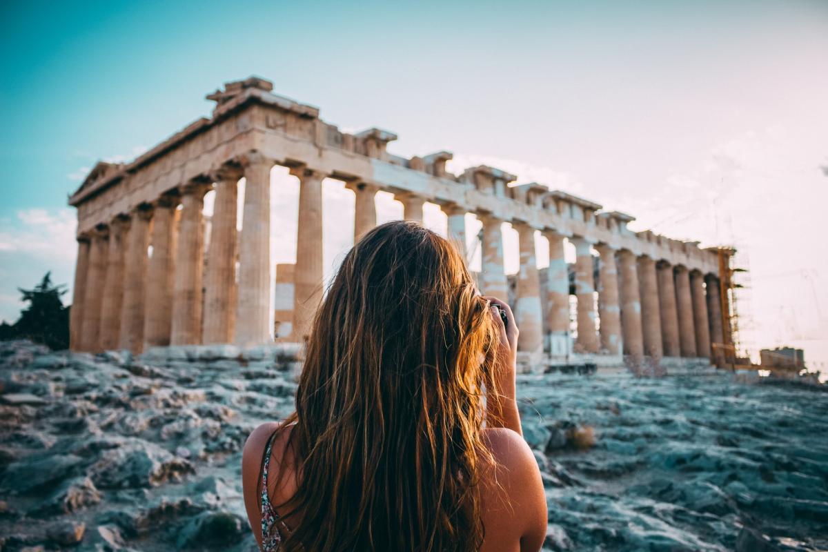 Nomadic FIRE Greece Athens Acropolis 2