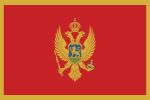 Nomadic FIRE Montenegro Flag