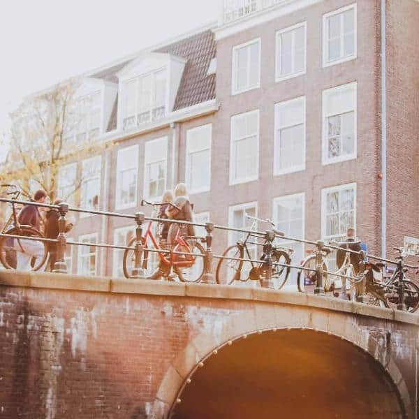 Nomadic FIRE Netherlands Travel