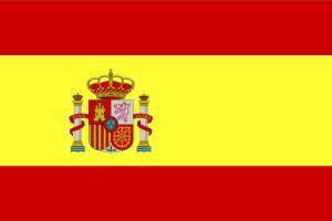 Nomadic FIRE Spain Flag