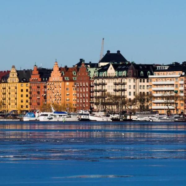 Nomadic FIRE Sweden Travel