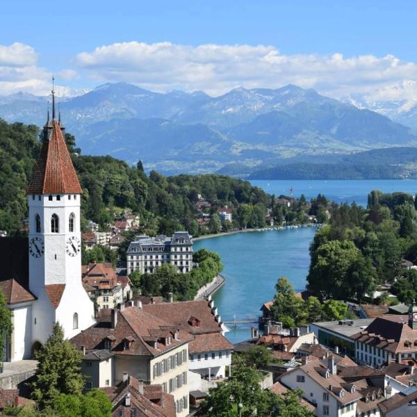 Nomadic FIRE Switzerland Travel