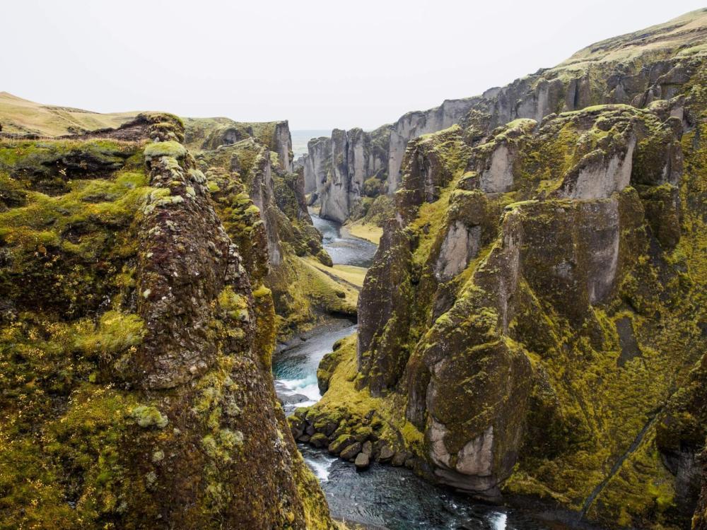 Nomadic FIRE Iceland Golden Circle Road Trip