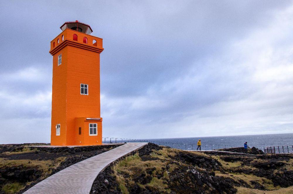 Nomadic FIRE Iceland Svörtuloft Lighthouse