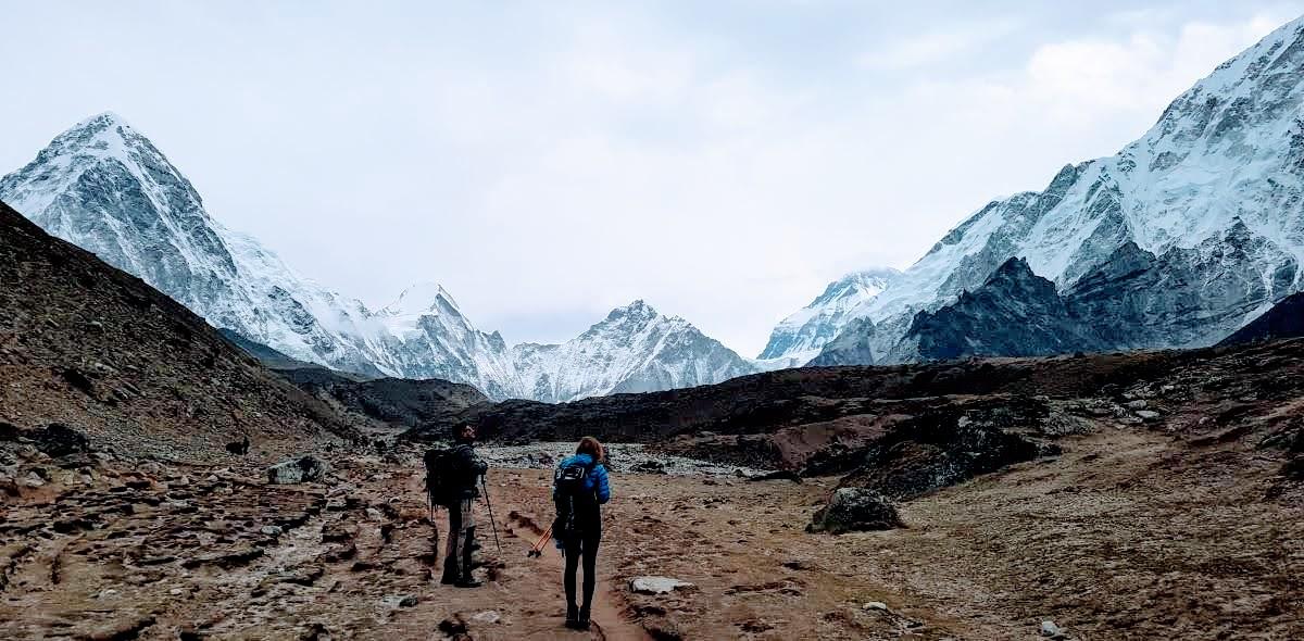Nomadic FIRE Nepal Everest Basecamp 2
