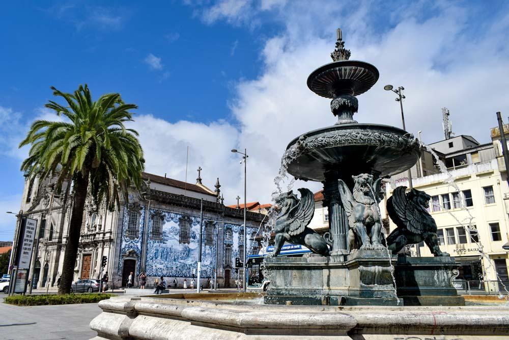 Nomadic FIRE Portugal Porto Carmo Convent