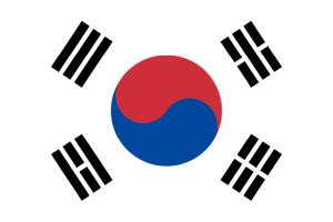 Nomadic FIRE South Korea Flag
